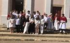 Un week-end de communions à Aregnu