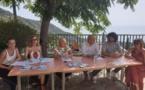 """""""L'objectif est que le Grand Bastia devienne un territoire attractif, ce qui n'a pas toujours été le cas"""" estime Emmanuelle de Gentili"""