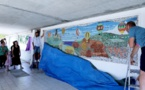 L'hôpital de Castelluccio transforme la mosaïque en art-thérapie