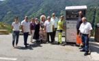 Ortale : Le recyclage du textile poursuit son développement en Corse