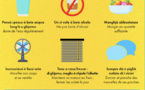 Canicula è suleoni : Adoptez les bons réflexes