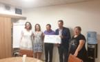 Bastia : Le Lycée Fred-Scamaroni récompensé pour son court-métrage sur le métier de biérologue