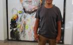 """L'artiste peintre Hom N'Guyen présent ce 29 juin à Calvi pour son exposition 'Racines"""" dans la Tour du Sel rénovée de Calvi"""