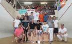 23ème Open de Squash Ile-Rousse: une confirmation pour Thierry Lincou, une première pour Noëlie Boden