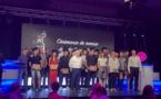 EDF : une soirée de remise de diplômes pour ses alternants de Corse