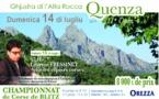 Quenza : 11u Open di Scacchi