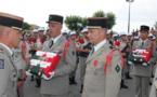 Foule à Calvi pour les cérémonies du 14 juillet