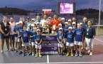 Tennis : Laurent Lokoli remporte son premier Open d'Ajaccio