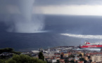 Pluie et orages sur le Nord de l'Ile : 107 personnes mises en sécurité