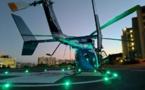 Ajaccio : l'hélicoptère de la Gendarmerie visée par un laser