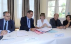 Une quatrième convention tripartite pour ouvrir l'Université de Corse sur la voie de l'excellence