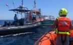 Bonifacio : Un voilier de 15 m s'échoue sur  l'écueil des Gavetti