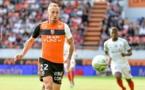 Ligue 2 : Gaëtan Courtet (Lorient) et Cyrille Bayala (Lens) à l'ACA