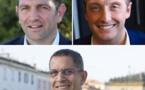 Pierre Savelli, Jean-Charles Orsucci et Laurent Marcangeli dans le top 100 de maires les plus influents sur Twitter