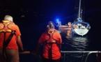 Neuf personnes à bord de deux voiliers secourues par la SNSM de Propriano