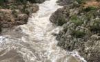 La rivière du Fangu se déchaîne. 90 occupants d'un camping mis en sécurité à Galeria
