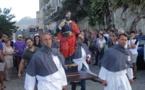 Saint Vincent, patron des vignerons fêté dans la citadelle de Calvi