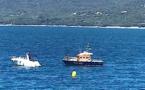 Propriano : Les sauveteurs en mer évitent à la vedette de s'échouer sur la plage