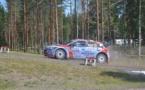 Au rallye de Finlande Loubet accentue son avance puis perd la tête du WRC2