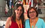 Ghjurnate di Corti : Montserrat Puigdemont dénonce la violation des droits civils et politiques en Catalogne