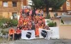 """Tocc'à voi : """"Trail pluvieux, séjour heureux"""" : le Lucciana Atletismu défend les couleurs de la Corse en Haute-Savoie"""