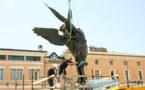 Le monument aux morts rénové et la place Campinchi bientôt réaménagée à Ajaccio