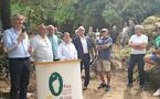 6 ans d'investissement municipal et Peri intègre le Parc naturel régional de Corse