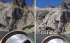 Une canette de 1985 retrouvée au fond du lac du Capitellu !