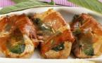 A table : I saltimbocca de veau corse