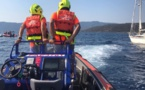 Portigliolu : trois personnes emportées par une vague récupérées par la SNSM
