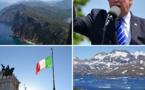 """«Si Trump ne parvient pas à acheter le Groenland, on peut lui faire un prix pour la Corse» : les réactions du web au nouveau """"rêve américain"""""""