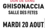 Ghisonaccia : L'EFS lance un appel urgent pour le don de sang