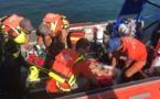 Porto-Pollo : La SNSM de Propriano évacue une personne victime de la fracture des deux chevilles