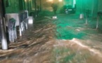 Météo : Fortes pluies et inondations à l'Ile-Rousse