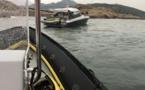 Un yatch de 15 mètres en difficulté à Lisula
