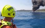 Une vedette s'enflamme à 400 mètres du port de Bonifacio. Ses 6 passagers dont Maître GIMS sains et saufs