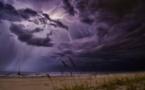 Nouvelle alerte aux orages ce lundi. La Corse en jaune