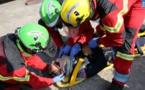 Les sapeurs-pompiers de Corse-du-Sud aux championnats du monde de désincarcération