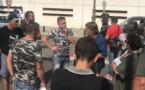 """L'accès du port bloqué : une """"opération de mobilisation réussie"""" pour Patriotti à Bastia"""