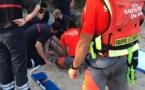 Sauvetage à Porto Pollo après une mauvaise chute