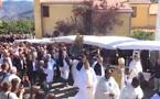 189esima edizione di A Santa di u Niolu, un appuntamente per a Corsica sana