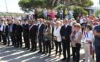 EN IMAGES - Les élèves de Porticcio commémorent le 76e anniversaire de la libération de la Corse