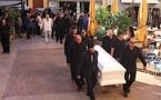 Foule à Calvi et à Gavignano pour les obsèques de Maryse Nicolaï