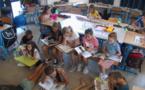 «Le quart d'heure de lecture quotidien» très apprécié à l'école Toussaint Massoni  à Biguglia