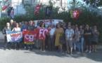 """VIDEO - Les agents des finances publiques de Bastia en gréve pour exprimer leur """"ras-le-bol"""""""