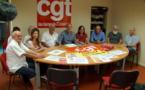 Bastia : la CGT appelle à la mobilisation pour la défense des retraites.