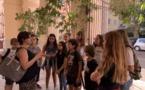 « Levez les yeux ! » : Le collégiens de Giraud découvrent le Théâtre de Bastia
