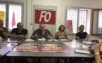 """Ajaccio : """"Non à la retraite par points"""". Force Ouvrière s'oppose à la reforme"""
