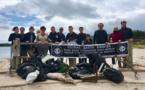 Global Earth Keeper organise une opération de dépollution du quartier de Lupinu ce 28 septembre