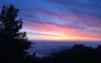 La photo du jour : Lever de soleil à Bavella